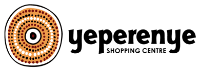 Yeperenye Shopping Centre logo
